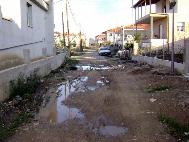 Επίσκεψη του Σπάρτακου στον οικισμό της Νέας Μοσυνούπολης