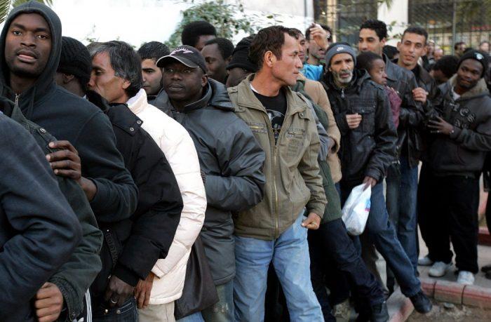 Ψήφισμα κατά της εγκατάστασης μεταναστών!
