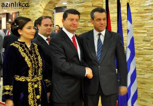 Υποψήφιος Δήμαρχος Κομοτηνής Γιώργος Πετρίδης